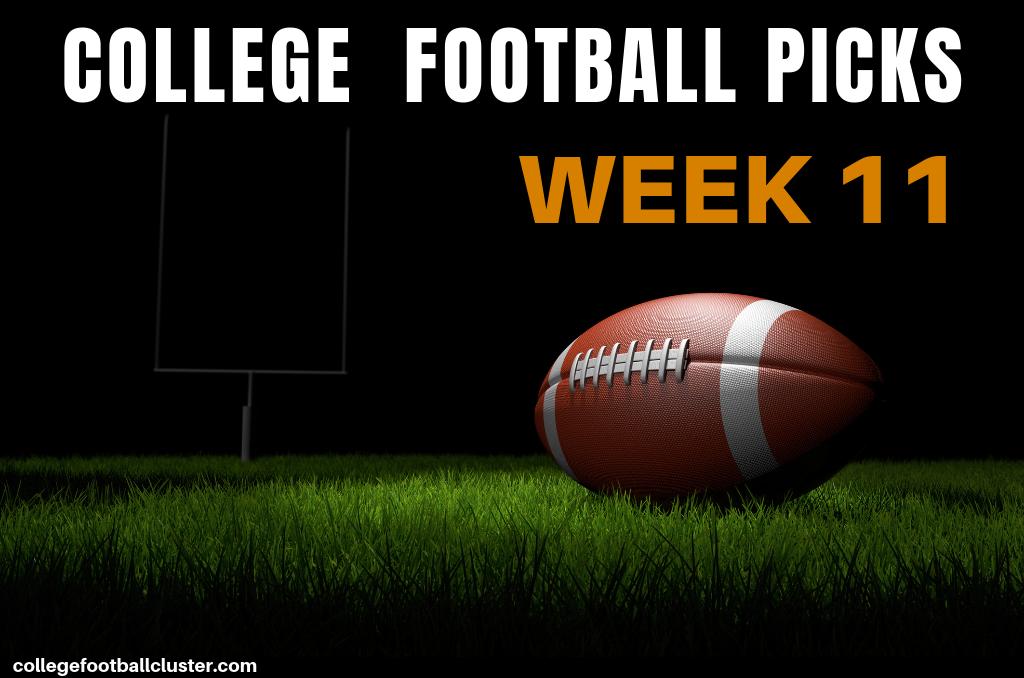College Football Picks- Week 11
